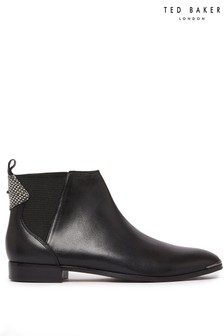 Ted Baker Black Chelsea Boots