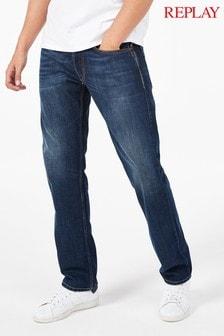 Replay® Newbill Loose Fit Jean