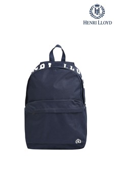 Henri Lloyd Logo Backpack