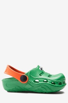 EVA Crocodile Clogs (Younger)