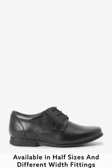 Formal Lace-Up Leather Shoes (Older)