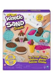 Kinetic Sand Ice Cream Treats Playset