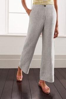 Boden Eldon Linen Trousers