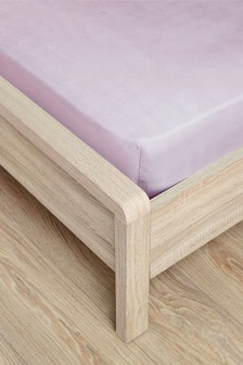 Easy Care Plain Dye Fitted Sheet