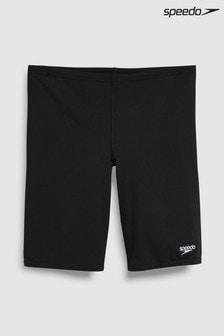 Speedo® Black Jammer Short