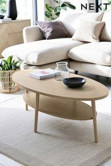 Anderson Oak Effect Coffee Table