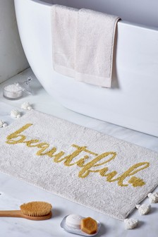 Beautiful Bath Mat