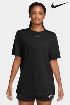 Nike Black Essential Boyfriend T-Shirt