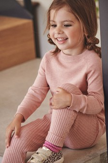 Knitted Co-ord Set (3mths-7yrs)