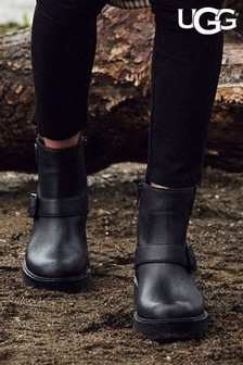UGG Black Saoirse Boots