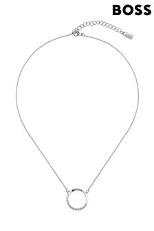 BOSS Ophelia Stainless Steel Necklace