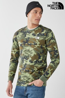The North Face Long Sleeve Simple Done T-Shirt
