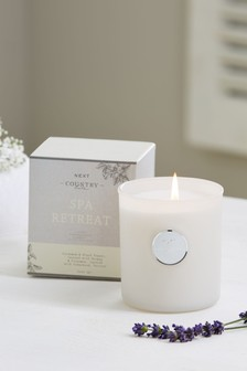 Spa Retreat Boxed Candle