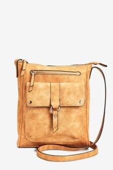 Pocket Messenger Bag