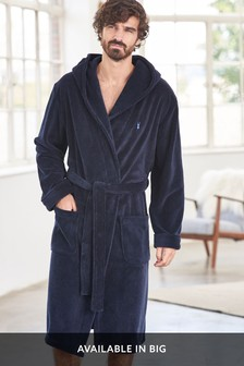 Super Soft Hooded Dressing Gown d54ac39f9