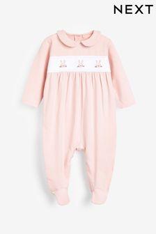 Smart Bunny Sleepsuit (0mths-2yrs)