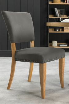 Set of 2 Indus Upholstered Chair by Bentley Designs