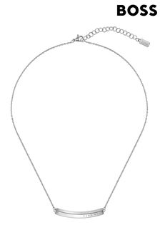 BOSS Insignia Stainless Steel Necklace