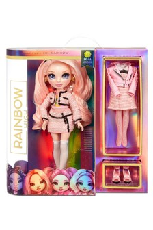 Rainbow Surprise Pink Fashion Doll