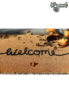 My Mat Welcome Coir Mat