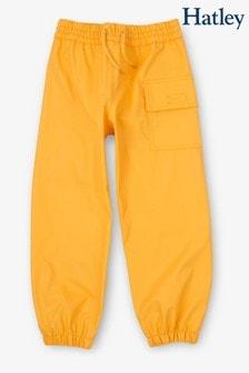 Hatley Yellow Splash Trousers