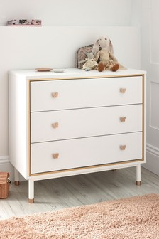 Gracie Butterfly Chest of Drawers