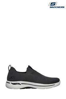 Skechers® Grey Go Walk Arch Fit Iconic Trainers