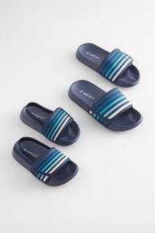 Touch Fastening Stripe Sliders