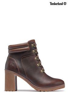 Timberland Womens Brown Allington Boots