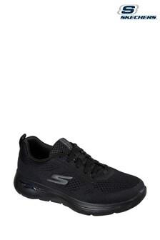 Skechers® Black Go Walk Arch Fit Motion Breeze Trainers