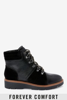 Wedge Boots