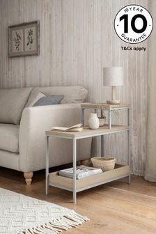 Anderson Oak Effect Sofa Side Table