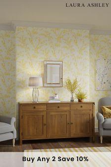 Balmoral Honey 3 Door 3 Drawer Sideboard by Laura Ashley