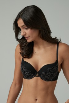 Mimi Lace Triple Boost Plunge Bra