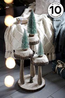Mushroom Side Table