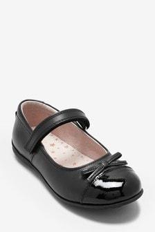 Patent Toe Cap Shoes (Older)