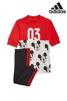 adidas Infant Minnie Mouse Leggings Set