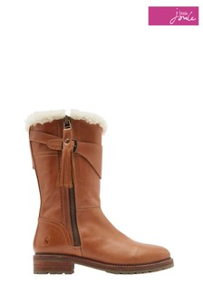 Joules Brown Finchdale Boots