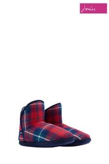 Joules Red Slipper Socks