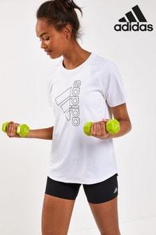 adidas Tech Badge Of Sport T-Shirt