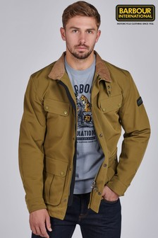 Barbour® International Summer Waterproof Duke Jacket