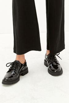 Super Chunky Lace-Up Shoes
