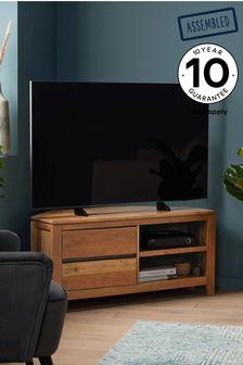 Amsterdam Corner TV Stand