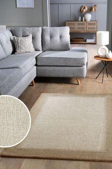 Natural Blenda Wool Rug
