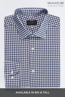 Signature Gingham Regular Fit Shirt