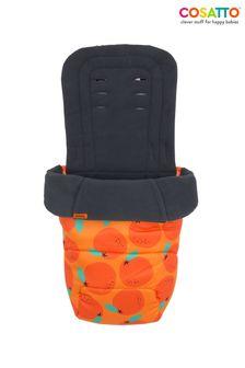 Cosatto Pushchair Footmuff So Orangey