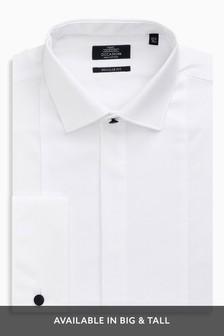 Bib Fronted Dress Shirt