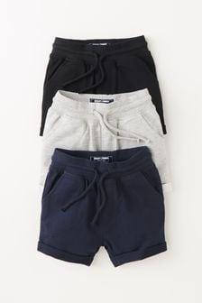 Shorts Three Pack (3mths-7yrs)