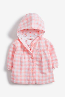 Gingham Jacket (0mths-2yrs)