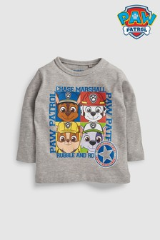 Paw Patrol Long Sleeve T-Shirt (6mths-5yrs)